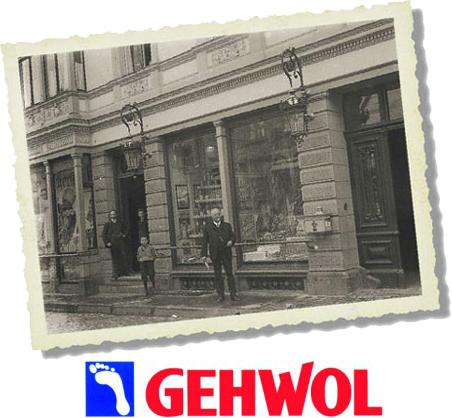 history gehwol