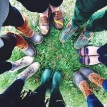 Παπούτσια σε ζεύγη…κάτι φυσικό που δεν ήταν πάντα έτσι!
